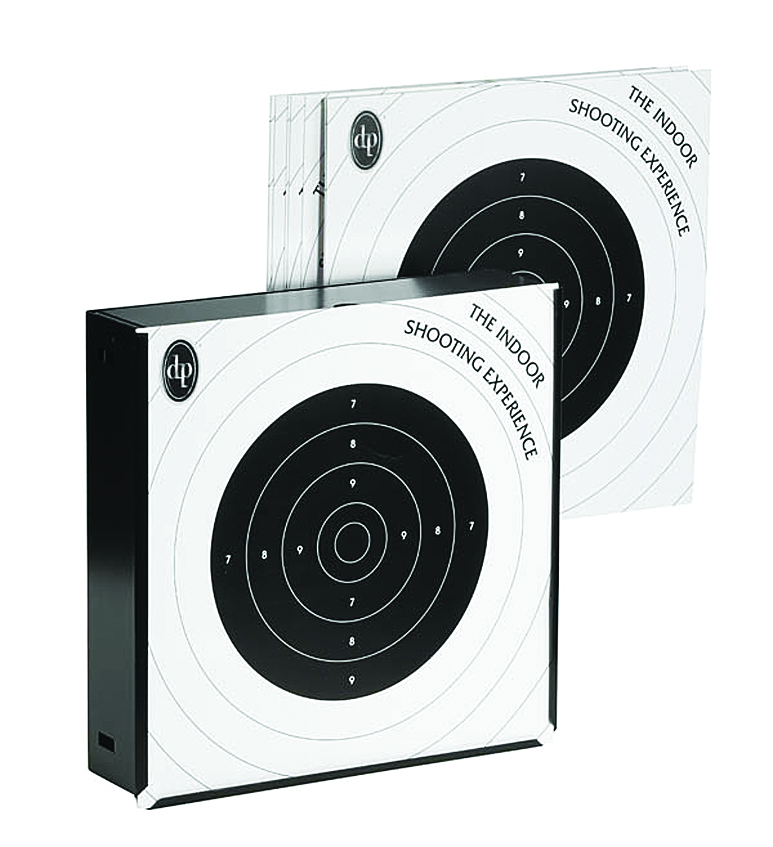 INDOOR TARGET HOLDER with 10 targets